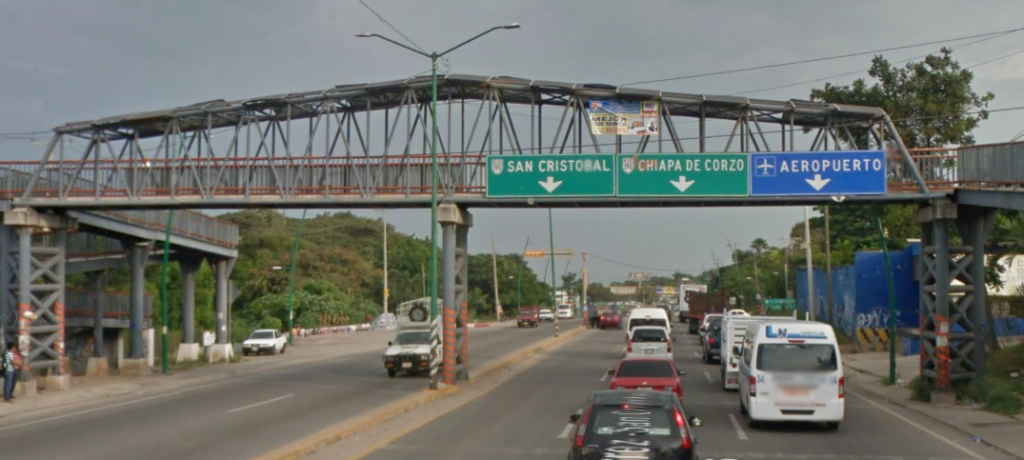 Bob LaGarde -Road trip through Central America - Tuxtla to San Cristobal
