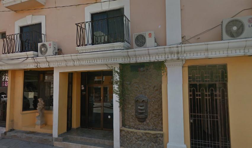 Bob LaGarde - Road trip through Central America - Hotel El Angle Linares