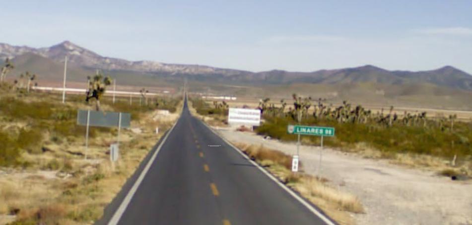 Bob LaGarde - Road trip through Central America - Hwy 58 to Linares