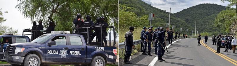 polica in mexico